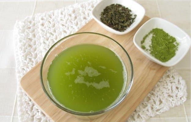 cup of green tea and matcha | Green Tea Shot with Matcha | 8 Benefits of A Green Tea Shot for Your Health