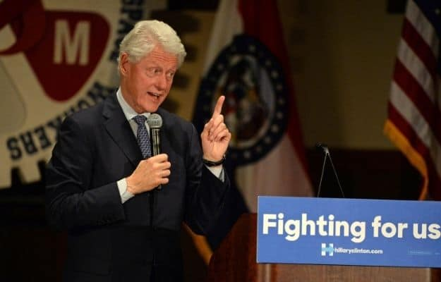 President Bill Clinton | President Bill Clinton | Famous Vegan Celebrities And Their Reasons For Living A Vegan Life