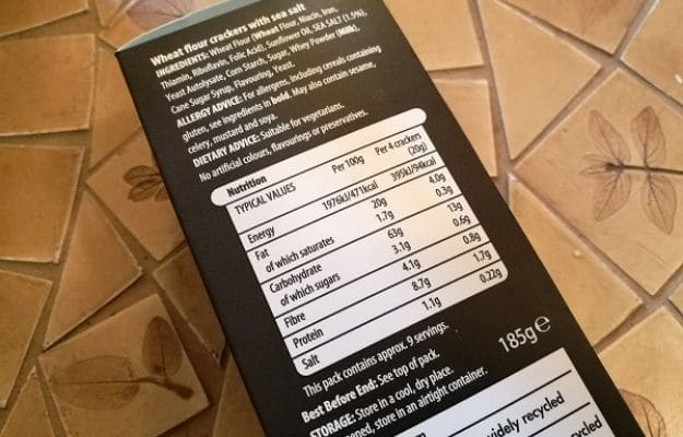 food labels of vegan product | Make Sure to Read the Food Labels | 6 Tips for New Vegans