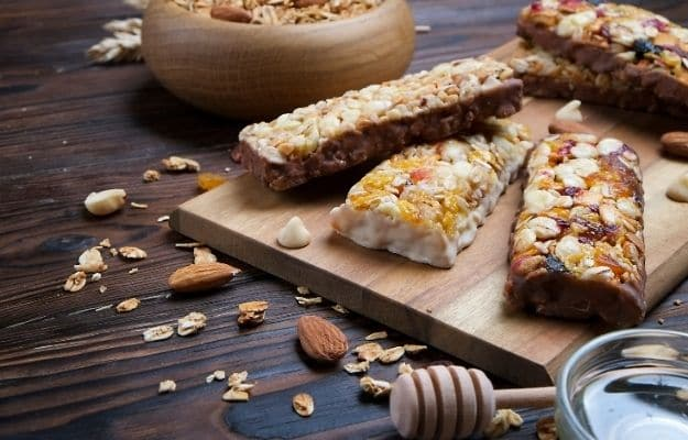 Vegan dietary superfood supplements-ca   9 Best Vegan Snacks You Won't Feel Guilty About Eating   Mixed Fruit and Nut Bar
