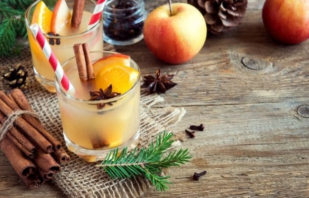 Hot toddy drink for Christmas and winter holidays | 9 Drinks Should Get Attention Too |10 Tips For Choosing Vegan Recipes For The Holidays