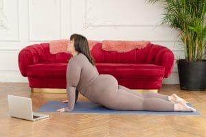reduce stress yoga cancer